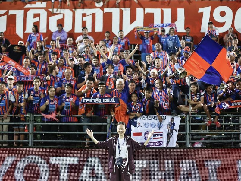 ศักดิ์ศรี ทีมไทย มาดามแป้ง ลั่น ท่าเรือพร้อมบู๊ ACL