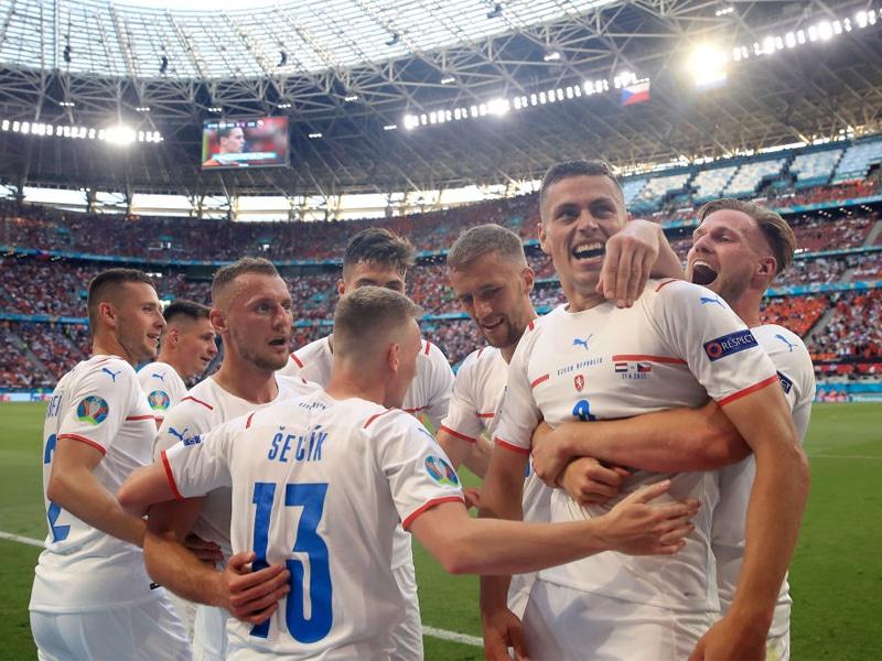 ฮอลแลนด์ พัง ตกรอบยูโร2020 หลังพ่ายต่อ เช็ก 2-0
